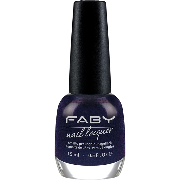 Faby Nail Laquer Shimmer - Faby