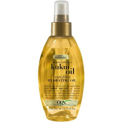 Ogx Kukui Oil Anti Frizz Hydrating Oil - OGX