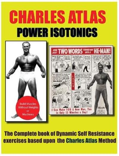 Power Isotonic Bible - Charles Atlas