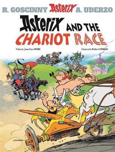Asterix: Asterix and the Chariot Race - Jean-Yves Ferri