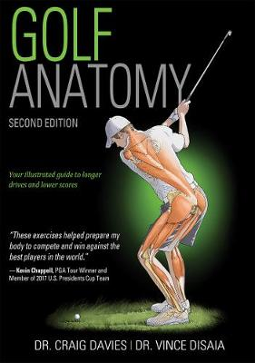 Golf Anatomy 2nd Edition - Craig Davies