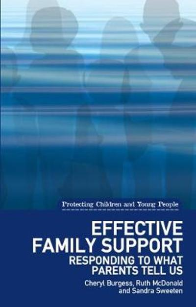Effective Family Support - Cheryl Burgess