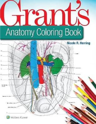 Grant's Anatomy Coloring Book - Herring