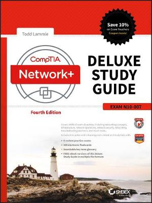 CompTIA Network+ Deluxe Study Guide - Todd Lammle