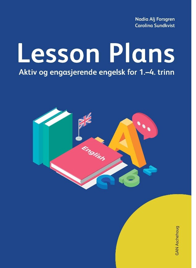 Lesson plans - Nadia Alj Forsgren
