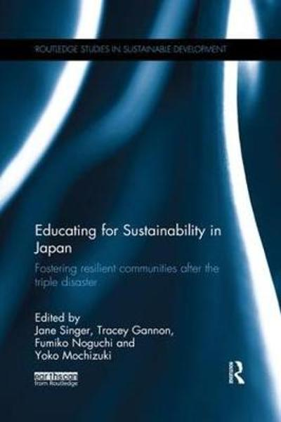 Educating for Sustainability in Japan - Jane Singer