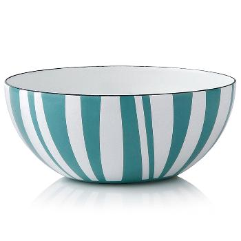 Stripes bolle grønn 10 cm -        Cathrineholm