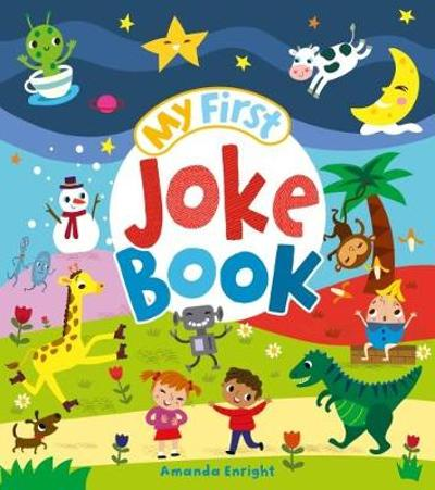 My First Joke Book - Amanda Enright