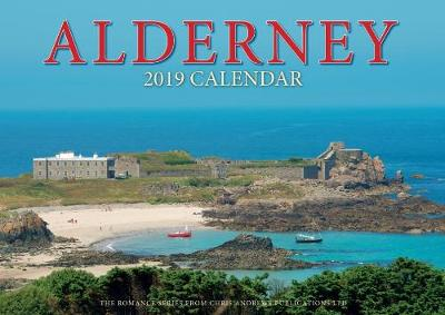 Alderney A4 calendar - 2019 - Chris Andrews