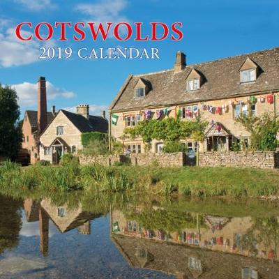 Cotswolds Small Square Calendar - 2019 - Chris Andrews