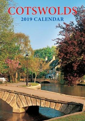 Cotswolds A5 Calendar - 2019 - Chris Andrews