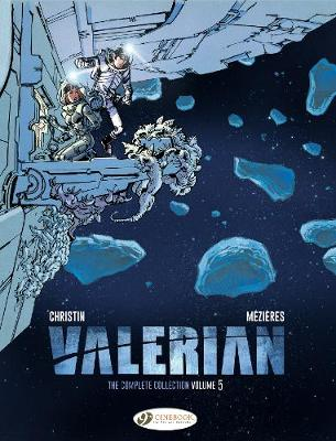 Valerian The Complete Collection Vol. 5 - Jean-Claude Mezieres
