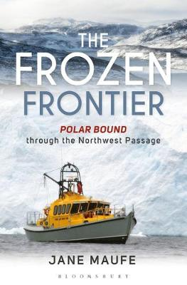 The Frozen Frontier - Jane Maufe