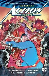 Superman: Action Comics - Dan Jurgens Guillem March