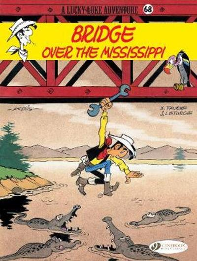 Lucky Luke Vol.68: Bridge Over the Mississippi - Leturgie