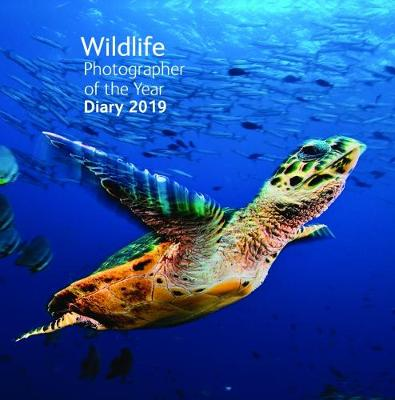 Wildlife Photographer of the Year Pocket Diary 2019 - Natural History Museum