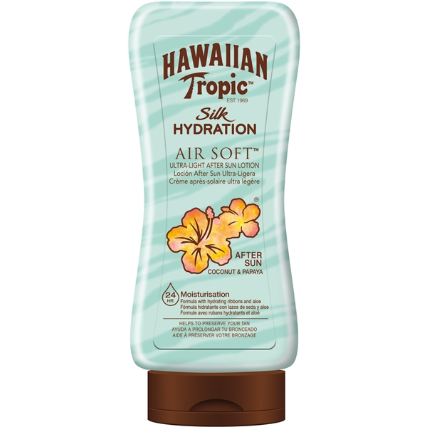 Silk Hydration Air Soft After Sun Lotion - Hawaiian Tropic