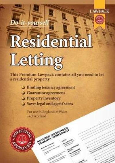Premium Do-it-Yourself Residential Letting - Anthony Gold Solicitors