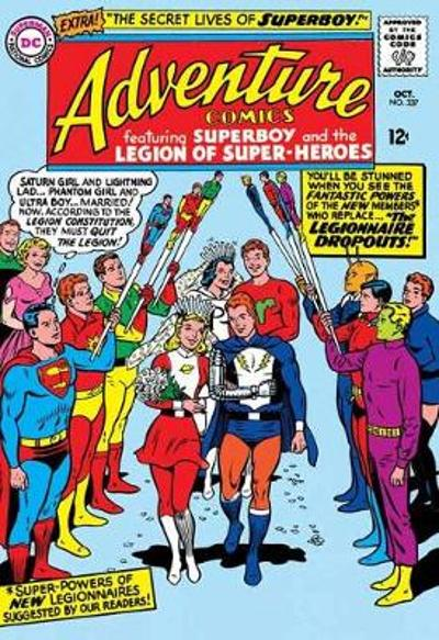 Legion of Super-Heroes - Various