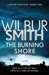 The Burning Shore - Wilbur Smith