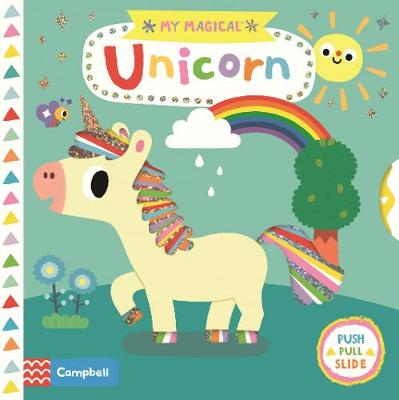 My Magical Unicorn - Campbell Books