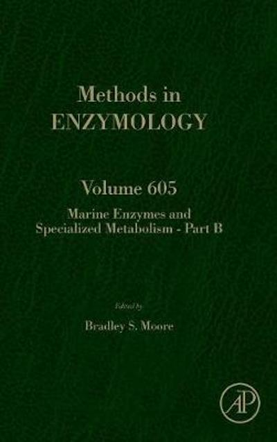 Marine enzymes and specialized metabolism - Part B - Bradley S. Moore