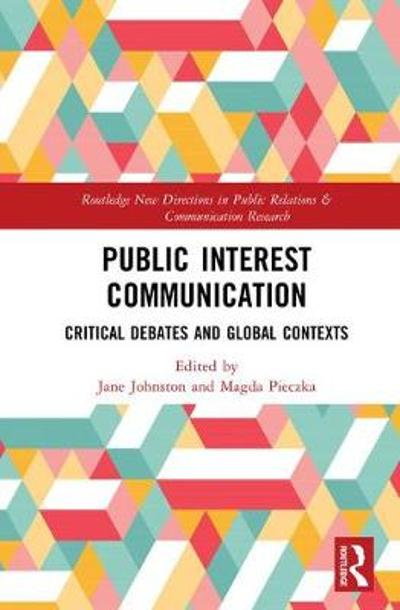 Public Interest Communication - Jane Johnston