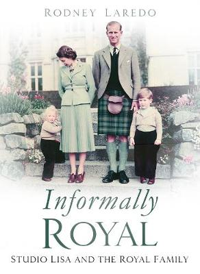 Informally Royal - Rodney Laredo