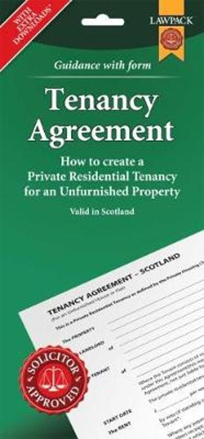 Tenancy Agreement for Unfurnished Property in Scotland - T C Young Solicitors
