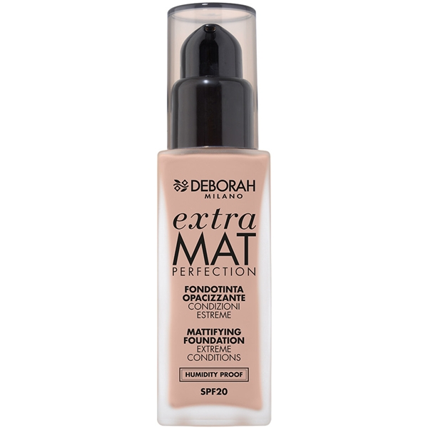 Deborah Extra Mat Perfect Foundation - Deborah Milano