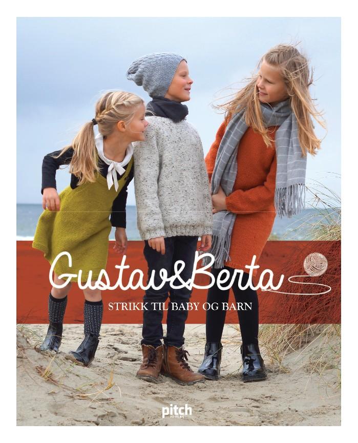 strikkebøker, Gustav og Berta