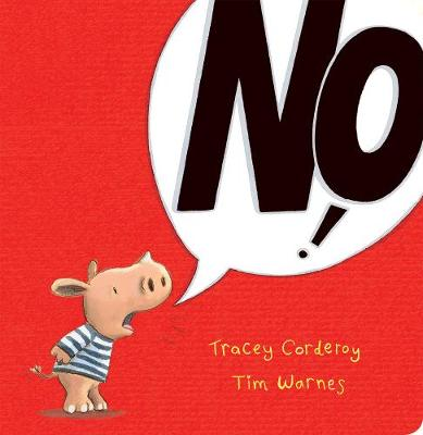 No! - Tracey Corderoy
