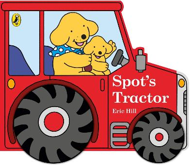 Spot's Tractor - Eric Hill
