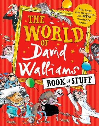 The world of David Walliams -