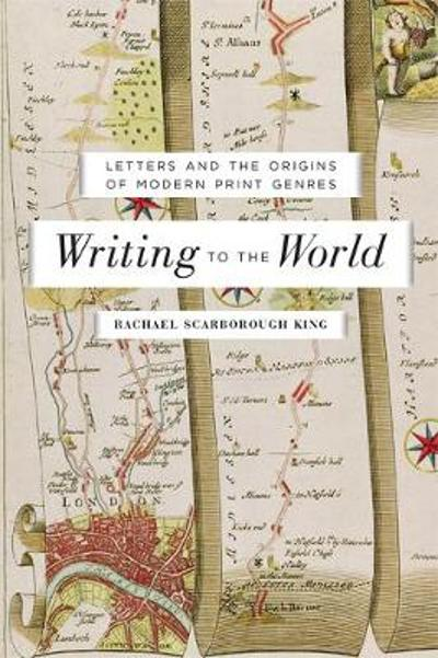 Writing to the World - Rachael Scarborough King