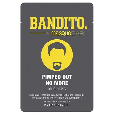 BANDITO Pimped Out No More - Mud Mask - Masque Bar