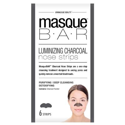 Charcoal Nose Strips - Masque Bar