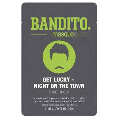 BANDITO Get Lucky Night On The Town - Masque Bar