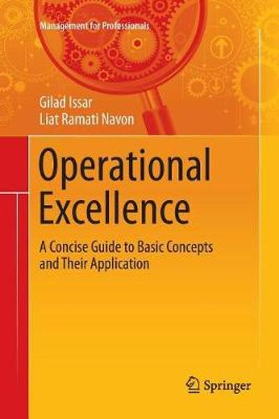 Operational Excellence - Gilad Issar