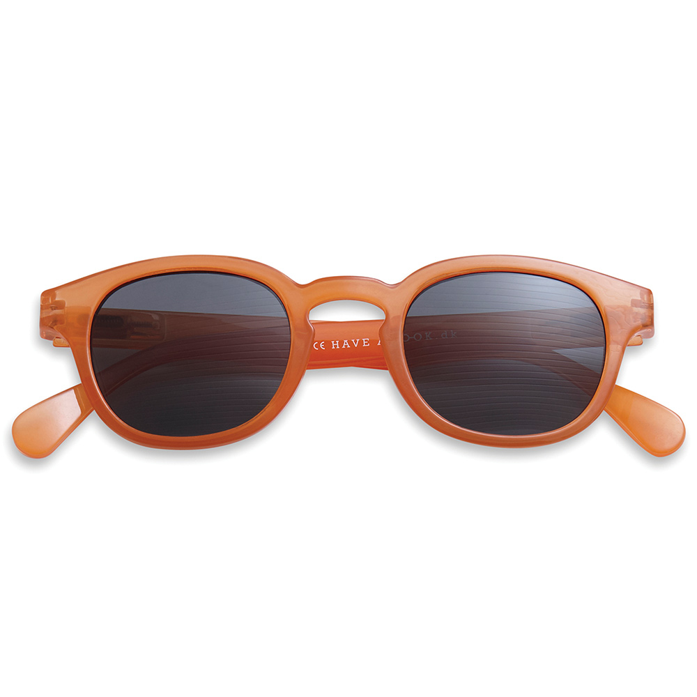 Solbrille Type C Orange - Have A Look