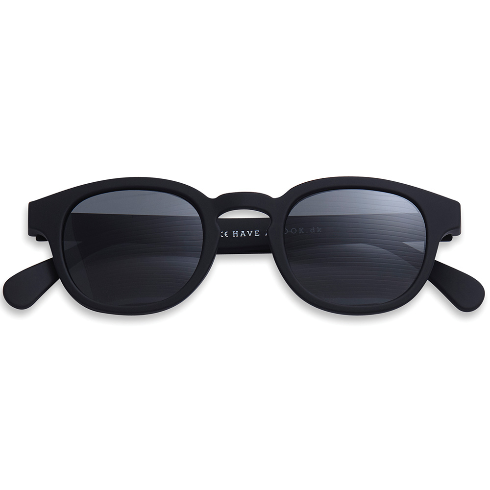 Solbrille Type C Black - Have A Look