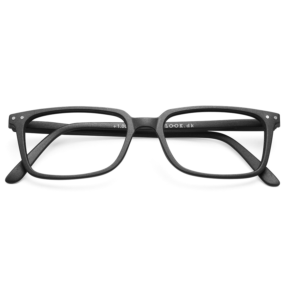 Lesebrille Classic Black +1,5 - Have A Look