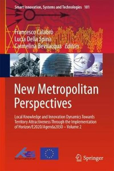 New Metropolitan Perspectives - Francesco Calabro