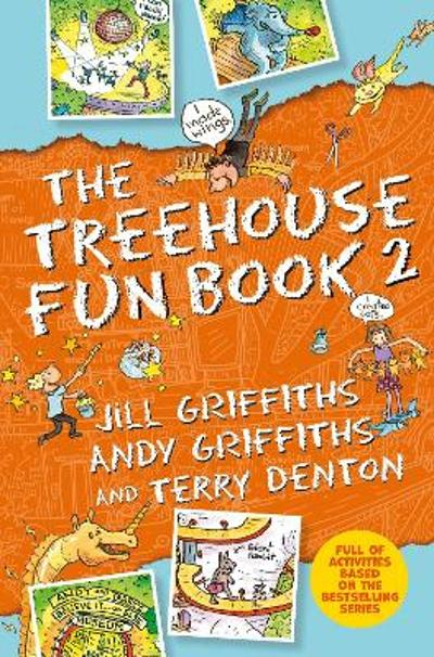 The Treehouse Fun Book 2 - Andy Griffiths
