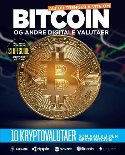 Bitcoin og andre digitale valutaer - Inger Marit Hansen