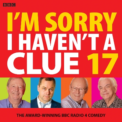 I'm Sorry I Haven't A Clue 17 - BBC