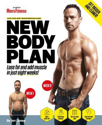 New Body Plan - Jon Lipsey
