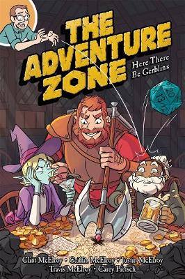 The Adventure Zone - Carey Pietsch