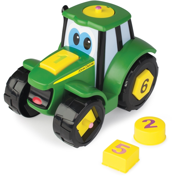 Tomy Johnny Tractor Learn & Play - John Deere