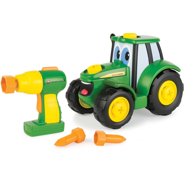 Tomy Build a Johnny Tractor - John Deere